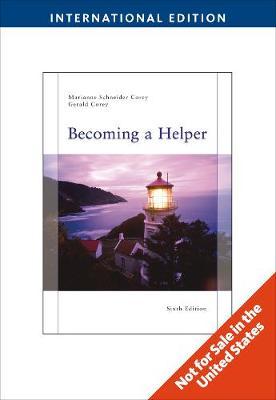 Becoming a Helper, International Edition (Paperback)