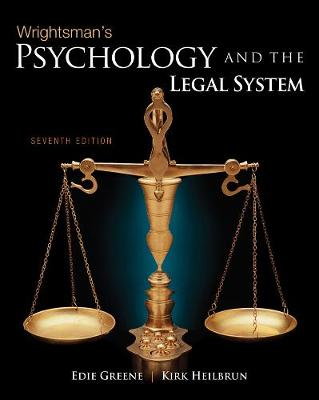 Wrightsman's Psychology and the Legal System (Hardback)