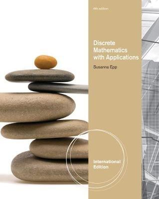 Discrete Mathematics with Applications, International Edition (Paperback)