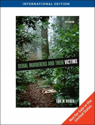Serial Murderers and their Victims, International Edition (Paperback)