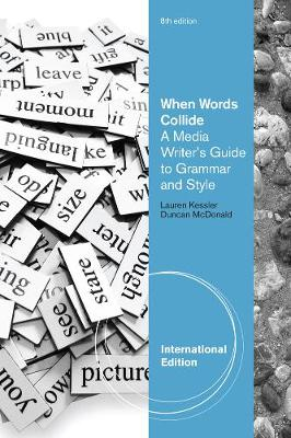 When Words Collide, International Edition (Paperback)