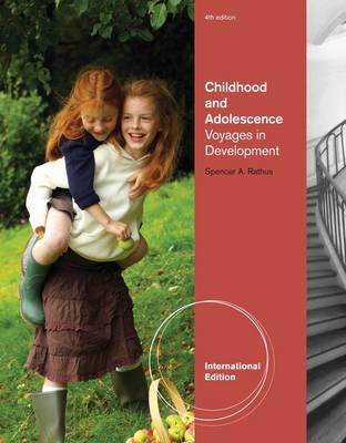 Childhood and Adolescence: Voyages in Development (Paperback)