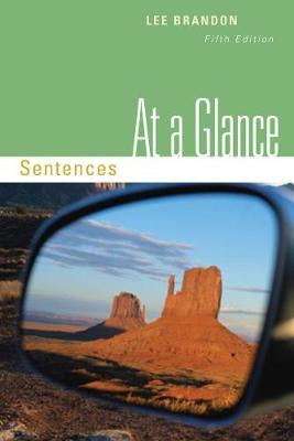 At a Glance: Sentences (Paperback)