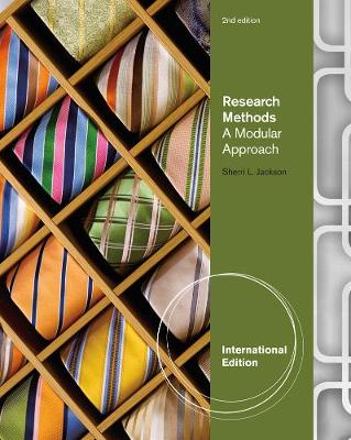 Research Methods: A Modular Approach, International Edition (Paperback)