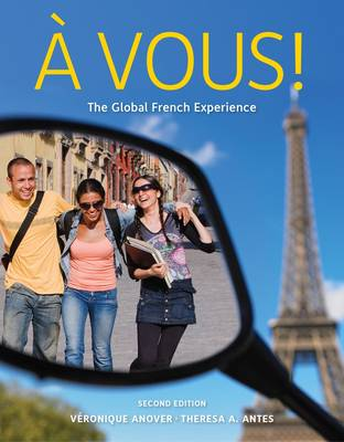 A Vous!: The Global French Experience (Hardback)