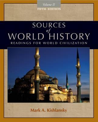 Sources of World History: v. 2 (Paperback)