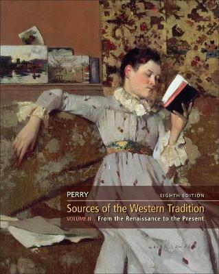 Sources of the Western Tradition, Volume 2 (Paperback)