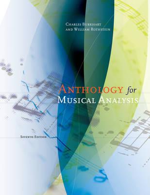 Anthology for Musical Analysis (Spiral bound)