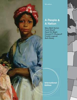 A People and a Nation, International Edition (Paperback)