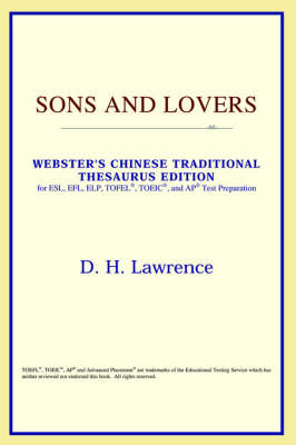 Sons and Lovers (Webster's Chinese-Simplified Thesaurus Edition) (Paperback)
