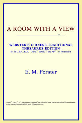 A Room with a View (Webster's Chinese-Simplified Thesaurus Edition) (Paperback)