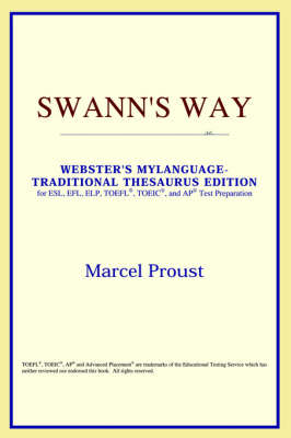 Swann's Way (Webster's Chinese-Simplified Thesaurus Edition) (Paperback)