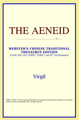 The Aeneid (Webster's Chinese-Simplified Thesaurus Edition) (Paperback)