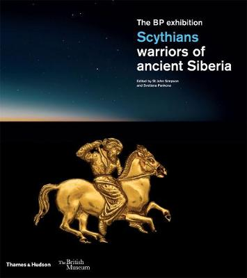 Cover Scythians: warriors of ancient Siberia