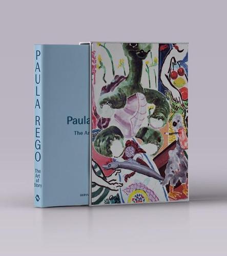 Paula Rego: The Art of Story (Hardback)