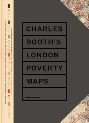 Charles Booth's London Poverty Maps (Hardback)