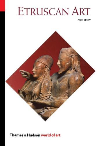 Etruscan Art - World of Art (Paperback)