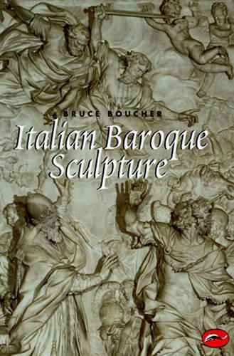 Italian Baroque Sculpture - World of Art (Paperback)