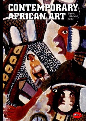 Contemporary African Art - World of Art (Paperback)