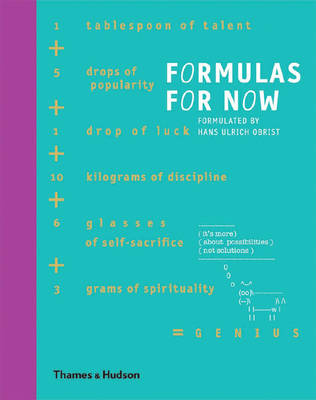 Formulas for Now (Hardback)