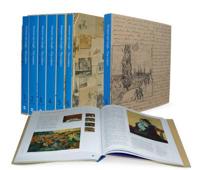 Vincent Van Gogh: The Letters-Complete Illustrated and Annotated (Hardback)