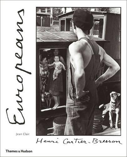 Cartier-Bresson: Europeans (Paperback)