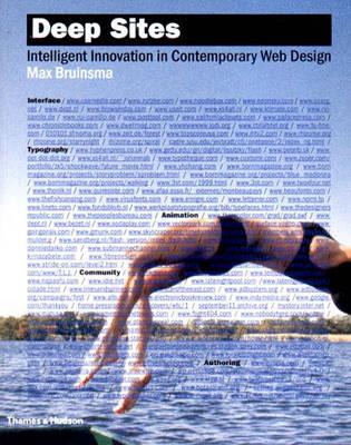 Deep Sites: Intelligent Innovation in Contemporary Web Design (Paperback)