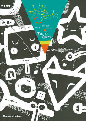 The Doodle Book 2: Draw!  Colour!  Create! (Paperback)