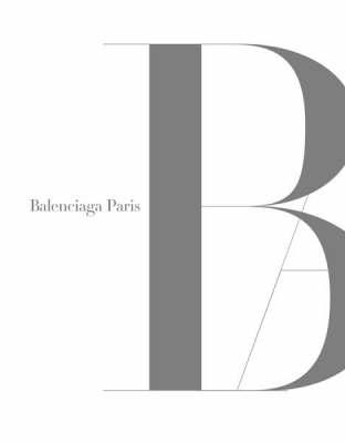 Balenciaga Paris (Paperback)