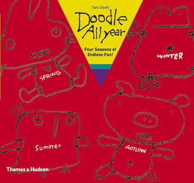 Doodle All Year: Four Seasons of Endless Fun! (Paperback)