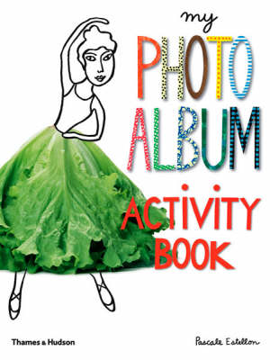 My Photo Album Activity Book (Paperback)