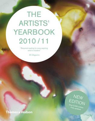 Artist's Yearbook 2010/11 (Paperback)