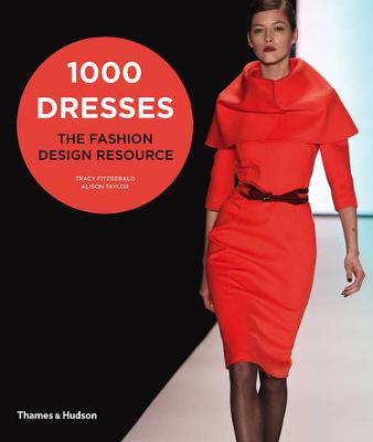 1000 Dresses: The Fashion Design Resource (Paperback)