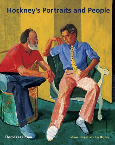 Hockney's Portraits and People (Paperback)
