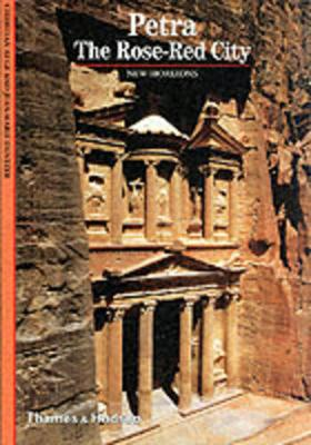 Petra: The Rose-Red City - New Horizons (Paperback)