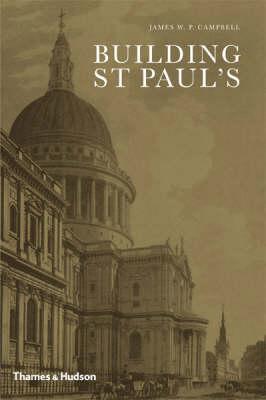 Building St.Paul's (Hardback)