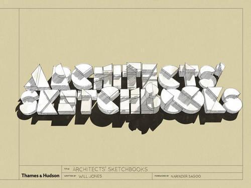 Architects' Sketchbooks (Hardback)