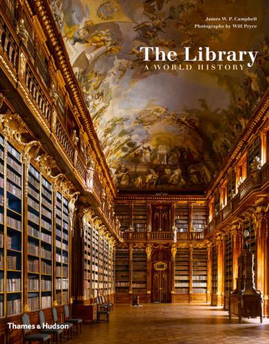 The Library: A World History (Hardback)