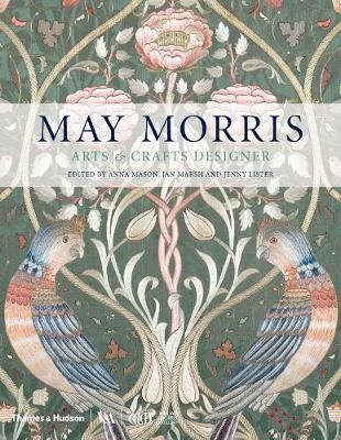 Cover May Morris: Arts & Crafts Designer