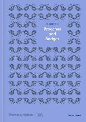 Brooches and Badges - Accessories (Hardback)