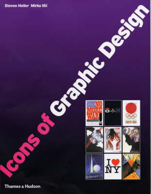 Icons of Graphic Design (Hardback)