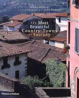 Most Beautiful Country Towns of Tusca (Hardback)