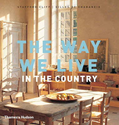 The Way We Live: In the Country (Hardback)
