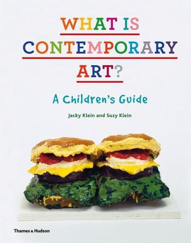 Cover What is Contemporary Art?: A Children's Guide