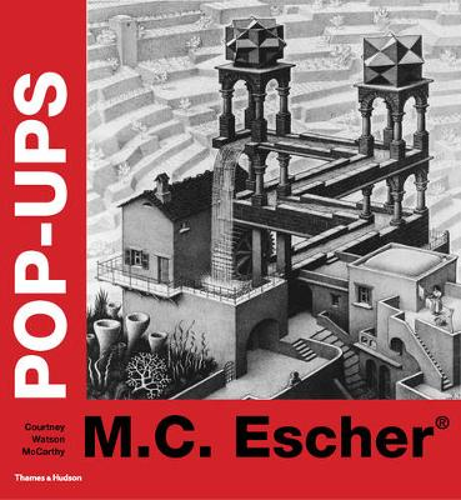 M.C. Escher (R) Pop-Ups (Hardback)
