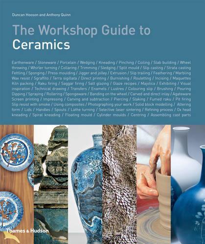 The Workshop Guide to Ceramics (Hardback)