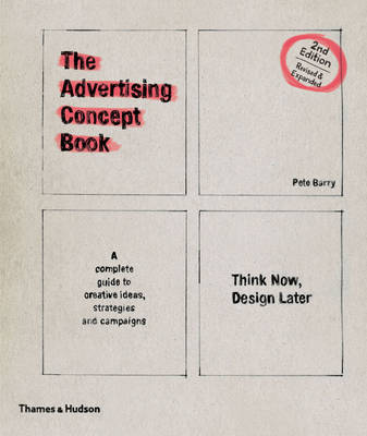 Advertising Concept Book (2nd Edition) (Hardback)