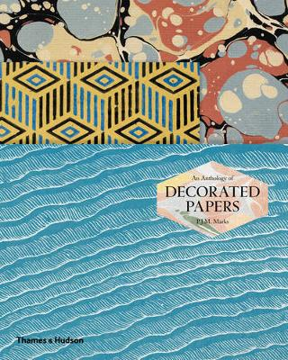 An Anthology of Decorated Papers: A Sourcebook for Designers (Hardback)
