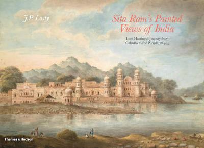 Sita Ram's Painted Views of India (Hardback)