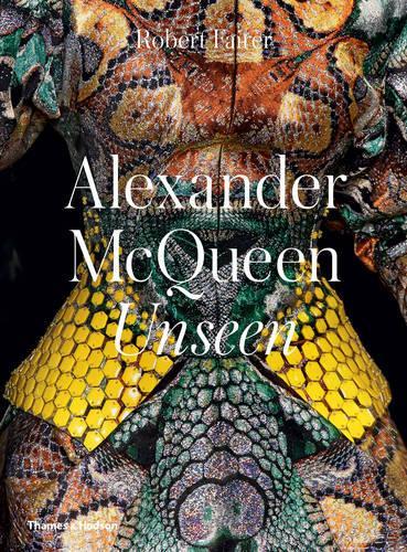 Alexander McQueen: Unseen (Hardback)